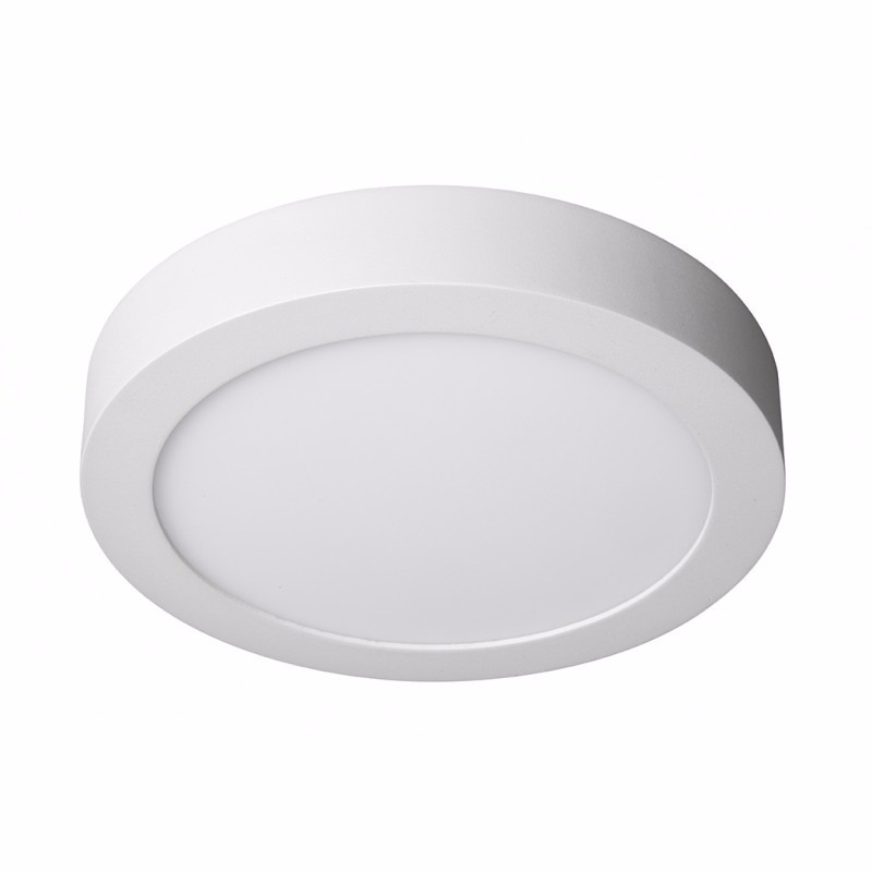 . PLAFON LED TECHO 18W BLANCO FRIO SICA REDONDO SUPERFICIAL