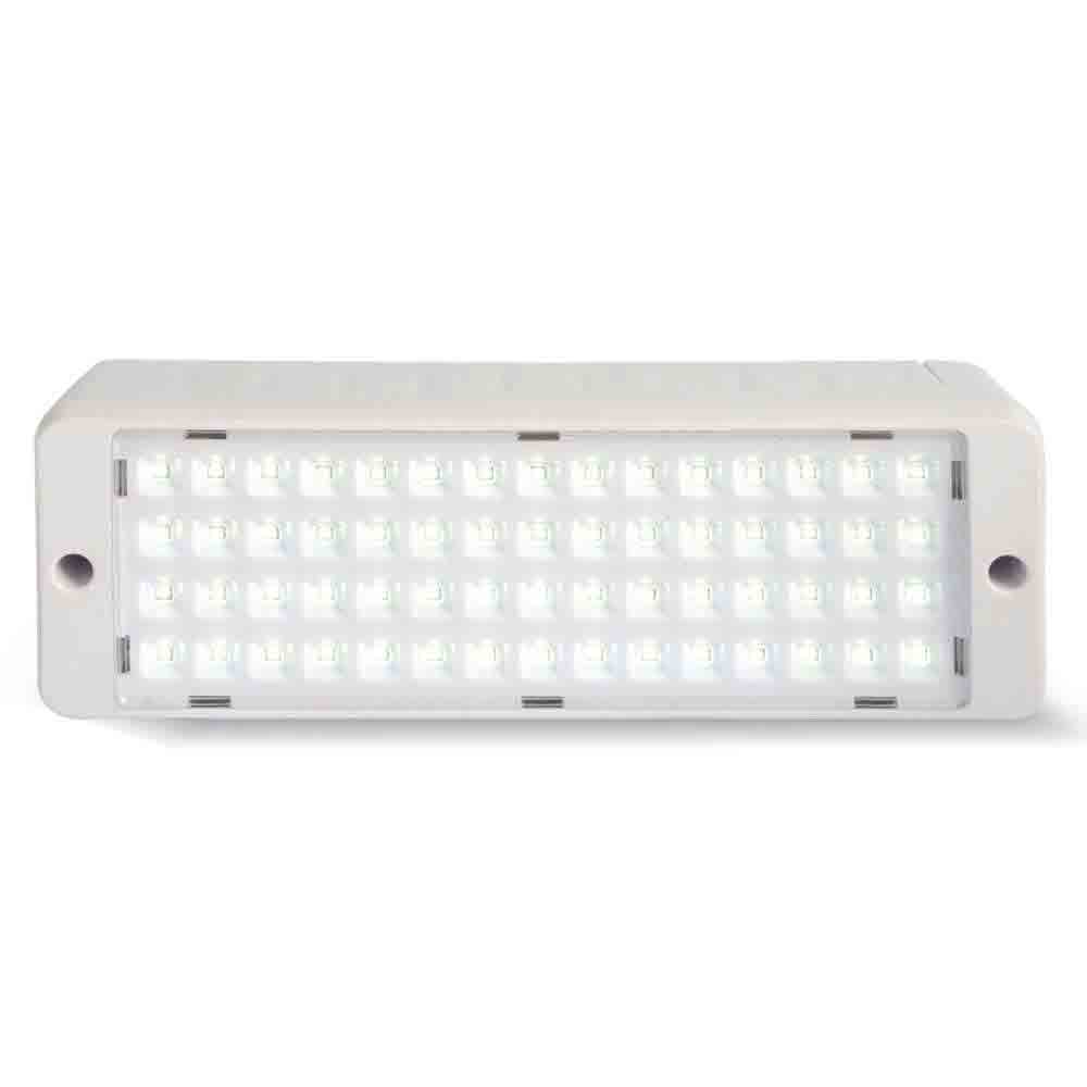 LUZ DE EMERGENCIA 60 LED 20HS GX4060 RECARGABLE